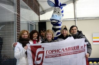 Корпоративный турнир по керлингу - 18 октября 2010